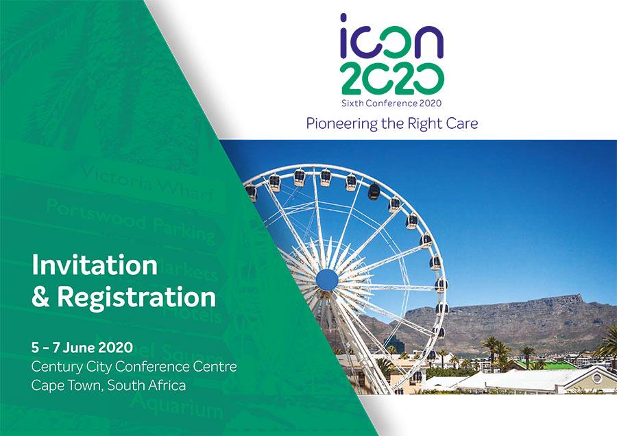 Icon 2020 – Postponed